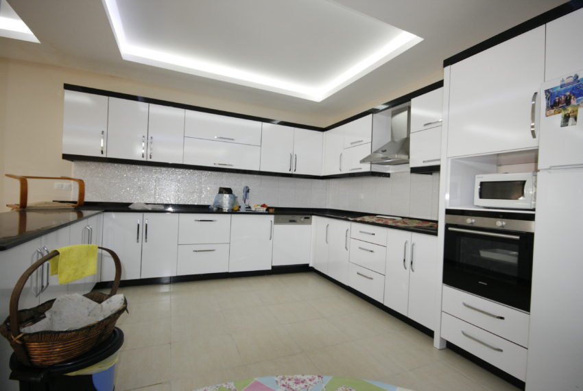 Alanya Avsallar Tapu Homes Real Estate satılık for sale villa apartment (15)