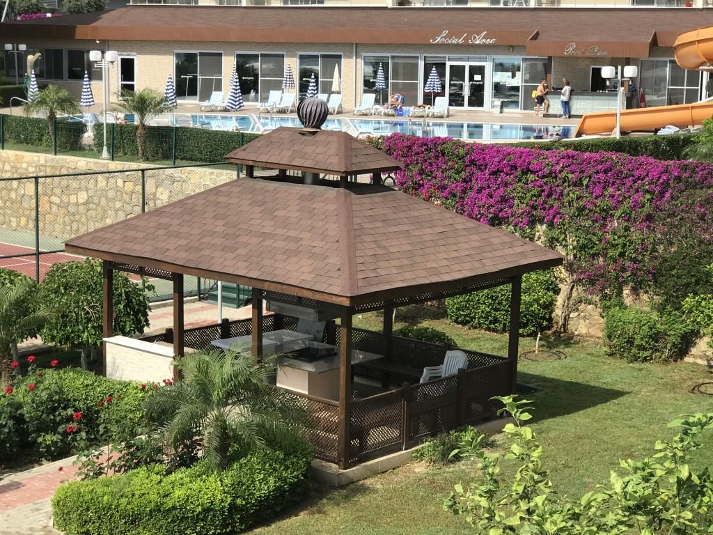 Alanya Avsallar Orion Garden Residence Furnished 2 Bedroom Apartment ...